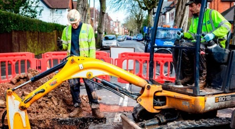 Severn Trent begins next phase of £13.5m investment in Leicestershire