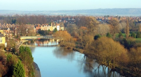 What is the longest river in the UK?