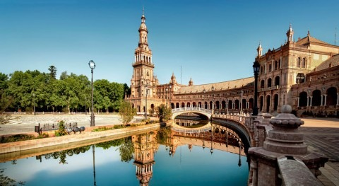 Spain: EIB provides €75 million to finance water infrastructure investments in Seville