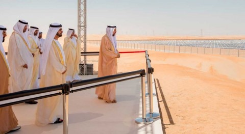 Five reasons why countries in the Gulf are turning to renewables
