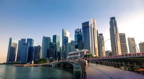 Singapore prepares US$72 billion plan to survive in an extreme global warming scenario