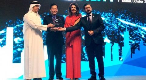 Singapore's Tuas Nexus wins the most innovative water-energy nexus project award
