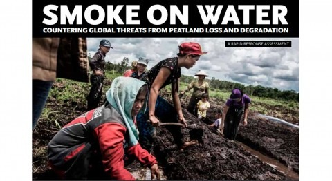 Smoke on Water – Countering global threats from peatland loss & degradation