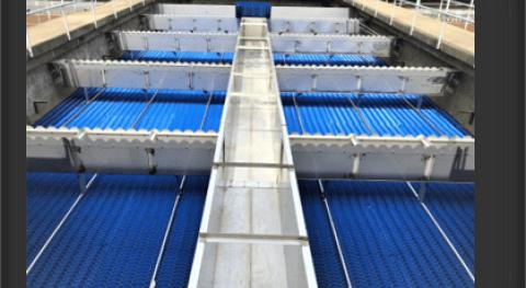 Tube settler design basics - Solid settling with lamella clarifiers