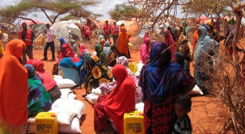 Water and violence in Somalia