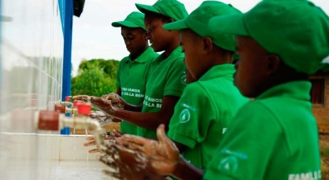 Global Handwashing Day 2019: clean hands for all for sustainable development