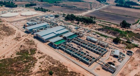 Israel: EIB supports one of the largest desalination projects worldwide