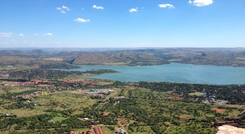 South Africans are urged to use water sparingly