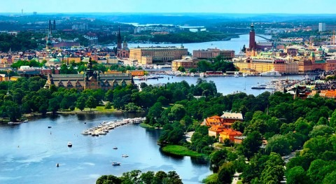 Sweden could be heading for new water crisis this summer