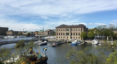 Sweden: European loan for upgrade of wastewater plant in Stockholm archipelago