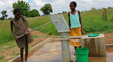 WaterAid and Helmsley Charitable Trust partner to improve water and sanitation in Burkina Faso