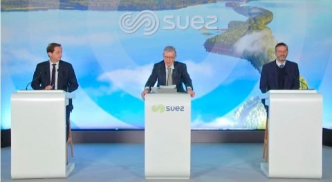 "Suez rejects Veolia's takeover bid: ""It would mean the dismantling of the company"""