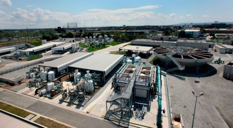 SUEZ renews contract to operate one of the largest wastewater recycling plants in US