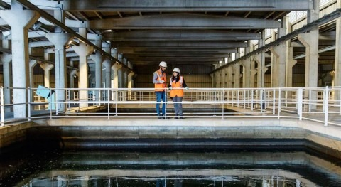 SUEZ signs 7 new contracts in the management of industrial water