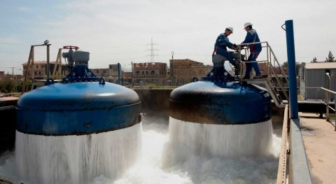 Two French giants battle for the control of the water sector