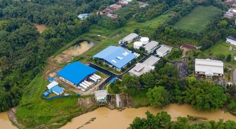 SUEZ's Medan water drinking plant extension project in Indonesia commissioned