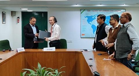 TERI and Maithri Aquatech sign MoU to generate water from air moisture