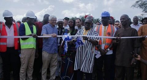 Tetra Tech designs solar-powered water treatment plant in Liberia