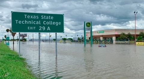 U.S. has its wettest 12 months on record – again