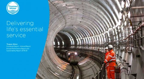 Thames Water Utilities Ltd announces results for 2019-2020