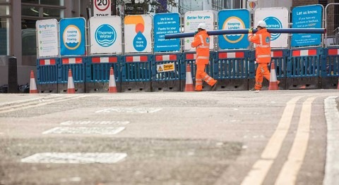 Thames Water announces final contractors for its AMP7 programme