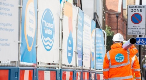 Thames Water to pay over £11 million after business customers were incorrectly charged
