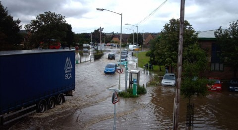 UK's Environment Agency calls for new approach to flood and coastal resilience