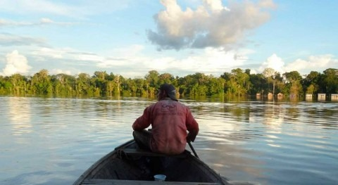How coronavirus and seasonal floods are causing hunger in the remote Amazon