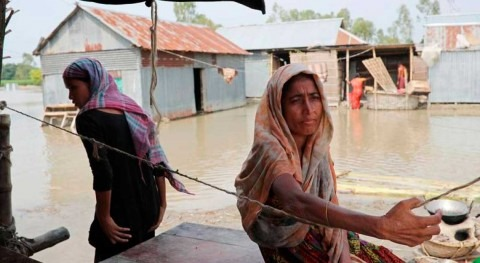 Climate woes growing for women, hit worst by displacement and migration