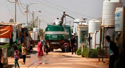 Concerns over water shortages jump in Jordan amid coronavirus lockdown