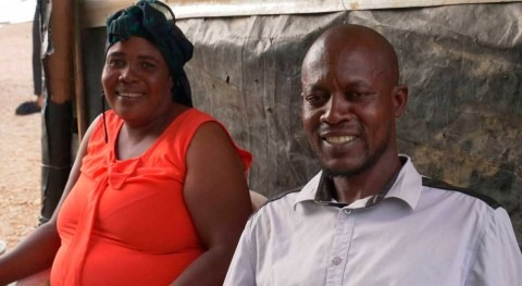 'Follow the water': Worsening drought dries up housing for rural Namibians