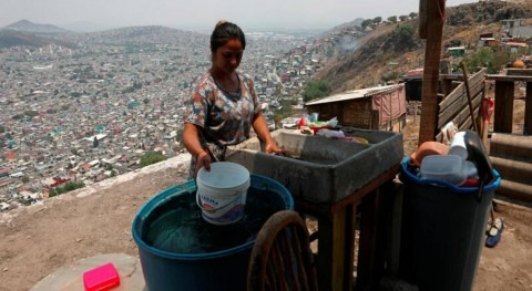 As reservoirs run low, Mexico City seeks durable fix for water woes