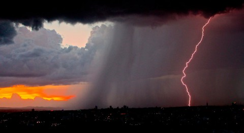 More intense and frequent thunderstorms linked to global climate variability