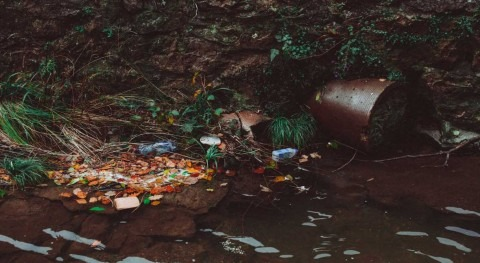 Companies underestimate the risks of water pollution