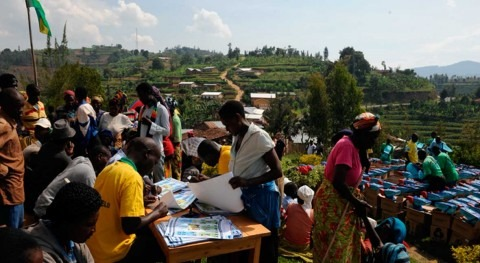 Lessons from Rwanda on tackling unsafe drinking water and household air pollution