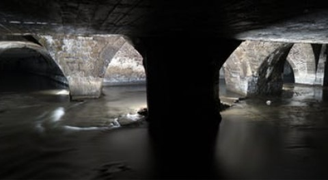 Many urban rivers are hidden underground – 'daylighting' them would bring nature back to cities
