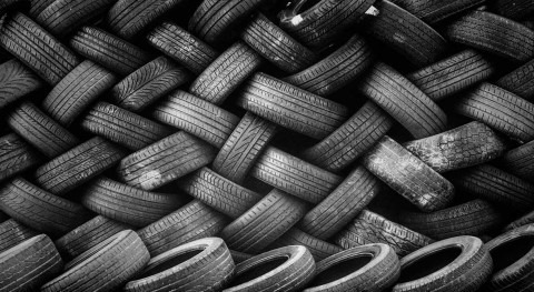 Major study reveals substantial quantities of tyre particles contaminating our rivers and ocean
