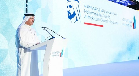 UAE Water Aid Foundation launches Global Water Award, prizes totalling US$1m
