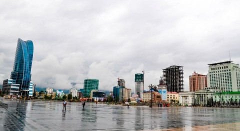 Construction of China-aided waste water treatment plant kicks off in Mongolia