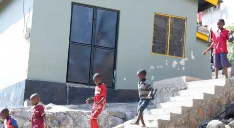 -Habitat and EIB partnership on sanitation is changing lives in the slums of Mwanza, Tanzania