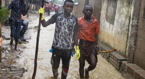 World faces 'climate apartheid' risk, 120 more million in poverty: expert