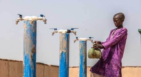 Increasing access to drinking water in Africa