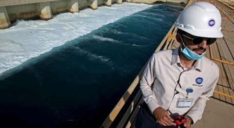 Five things to know about desalination