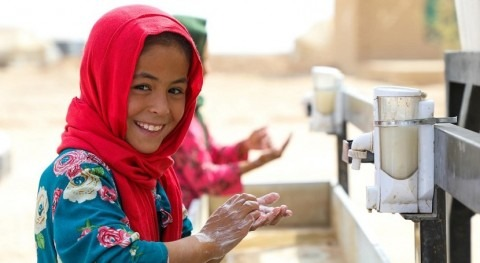 Global Handwashing Day: Our future is at hand – let's move forward together