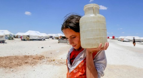 Water under fire, the role of water in conflicts around the world