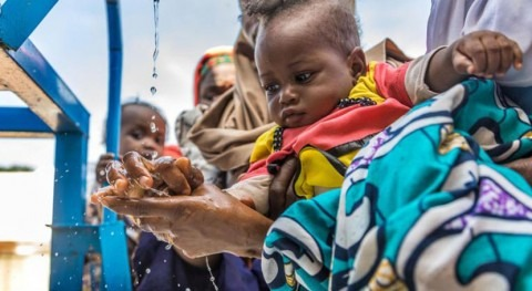 Global Handwashing Day: 3 in 10 people still do not have basic handwashing facilities at home
