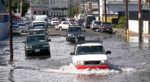 As sea level rises, multiple factors threaten Honolulu's urban infrastructure