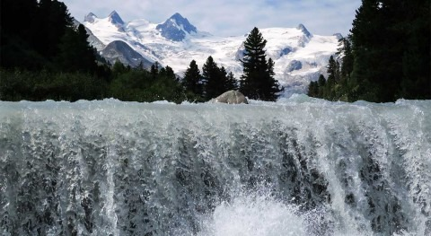 1.5 billion people will depend on water from mountains