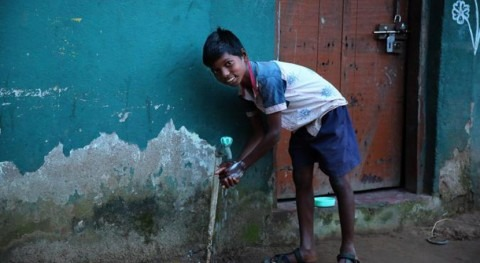 Billions will lack access to safe water, sanitation and hygiene in 2030 unless progress quadruples