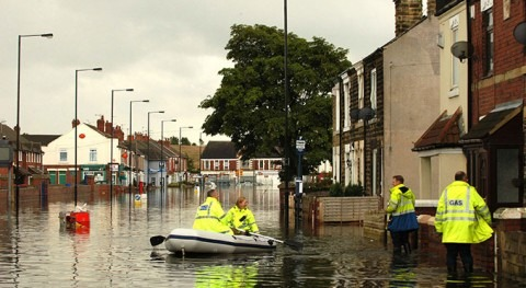Climate change to bring more intense storms across Europe
